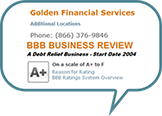 Better Business Bureau (BBB) A+ Rated National Unsecured Debt Relief, Credit Card Consolidation & Student Loan Relief Company
