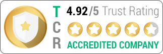 Trusted Company Reviews Badge