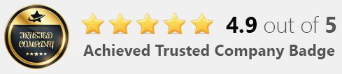 Trusted Company Reviews