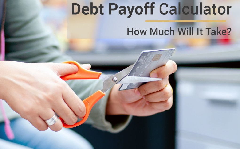 Credit Card Debt Payoff Calculator Tool (debt Services Included)
