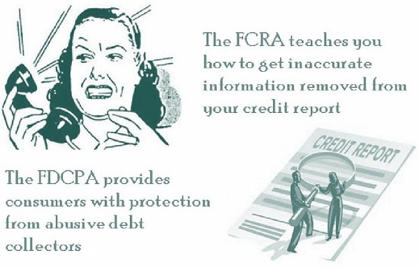 Consumer Rights - FDCPA-FCRA-Golden Financial Services