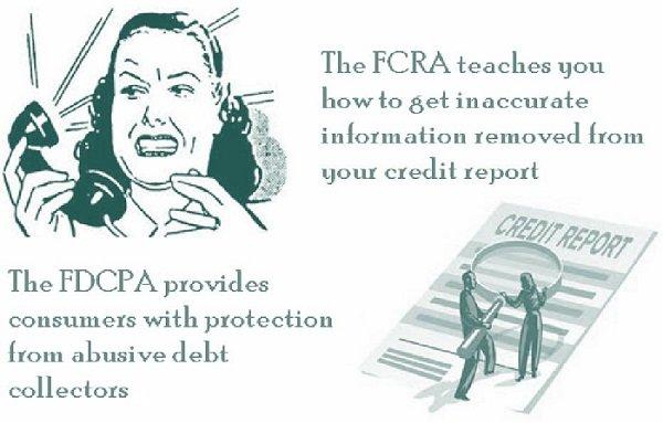 Consumer Rights - FDCPA-FCRA-Golden Financial Services