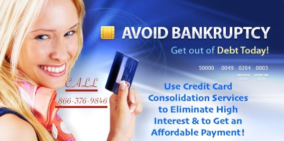 Credit Card Consolidation Services