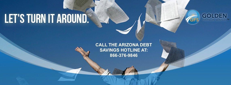 Arizona Debt Relief Services at Golden Financial Services