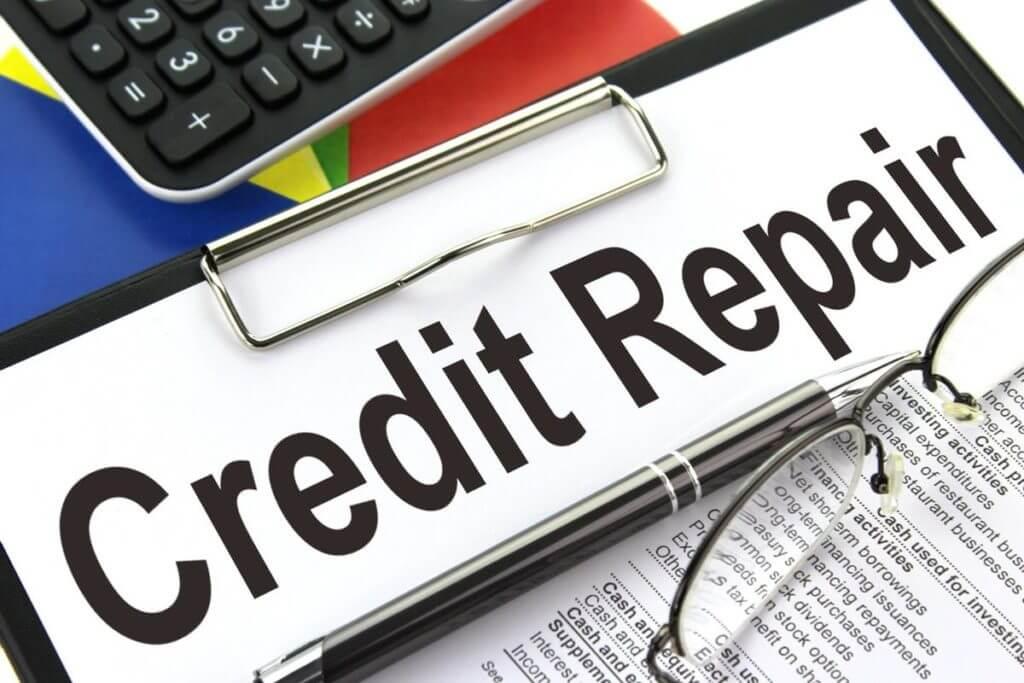 rebuild credit, credit repair