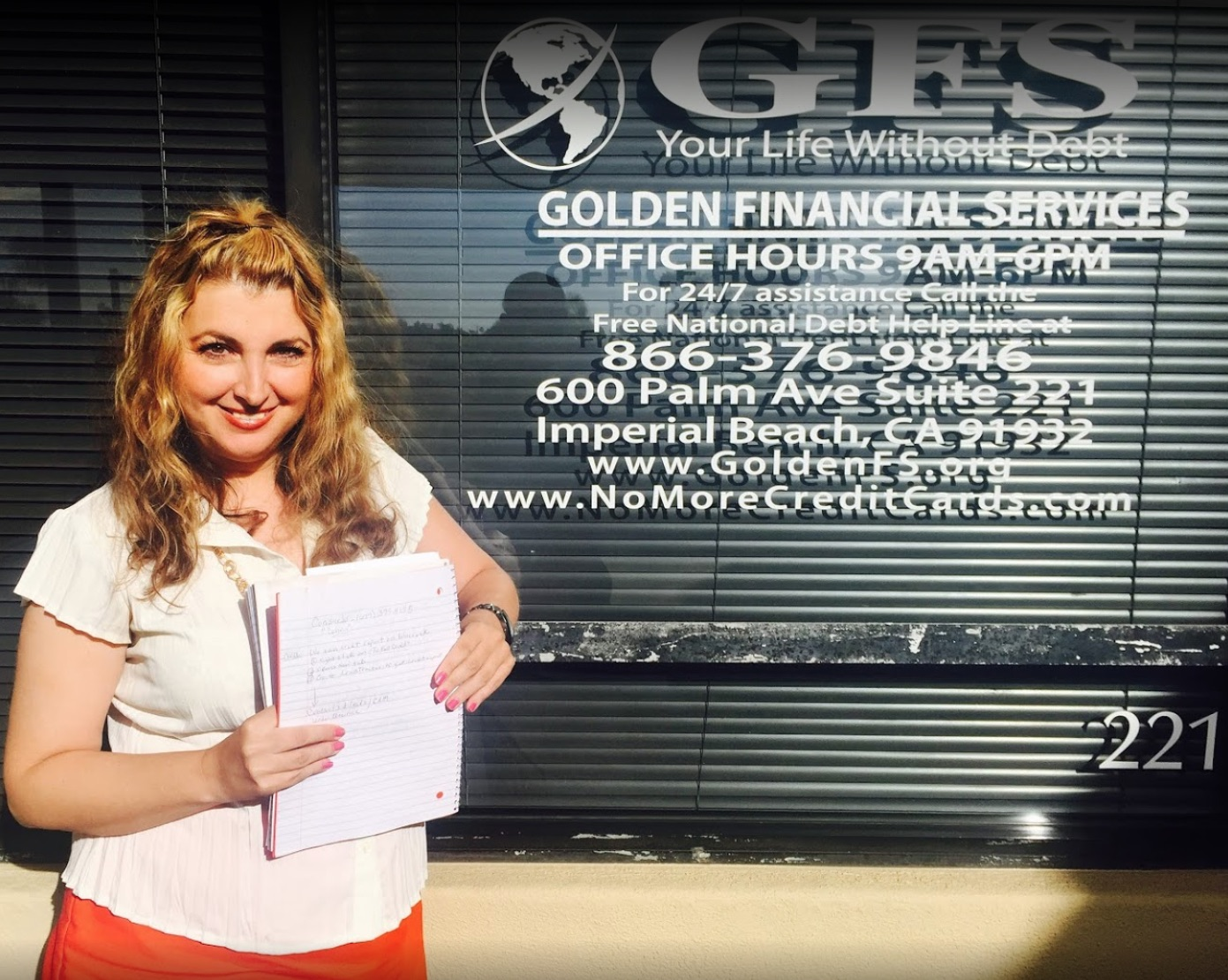Imperial Beach Ca Debt Relief Program At Golden Financial Services