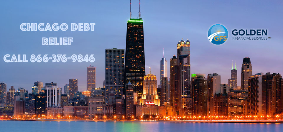 golden financial services Chicago debt relief programs