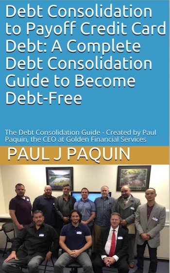 GoldenFS.org wrote the book on debt consolidation - top seller with Amazon