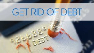 How can I erase my debt?