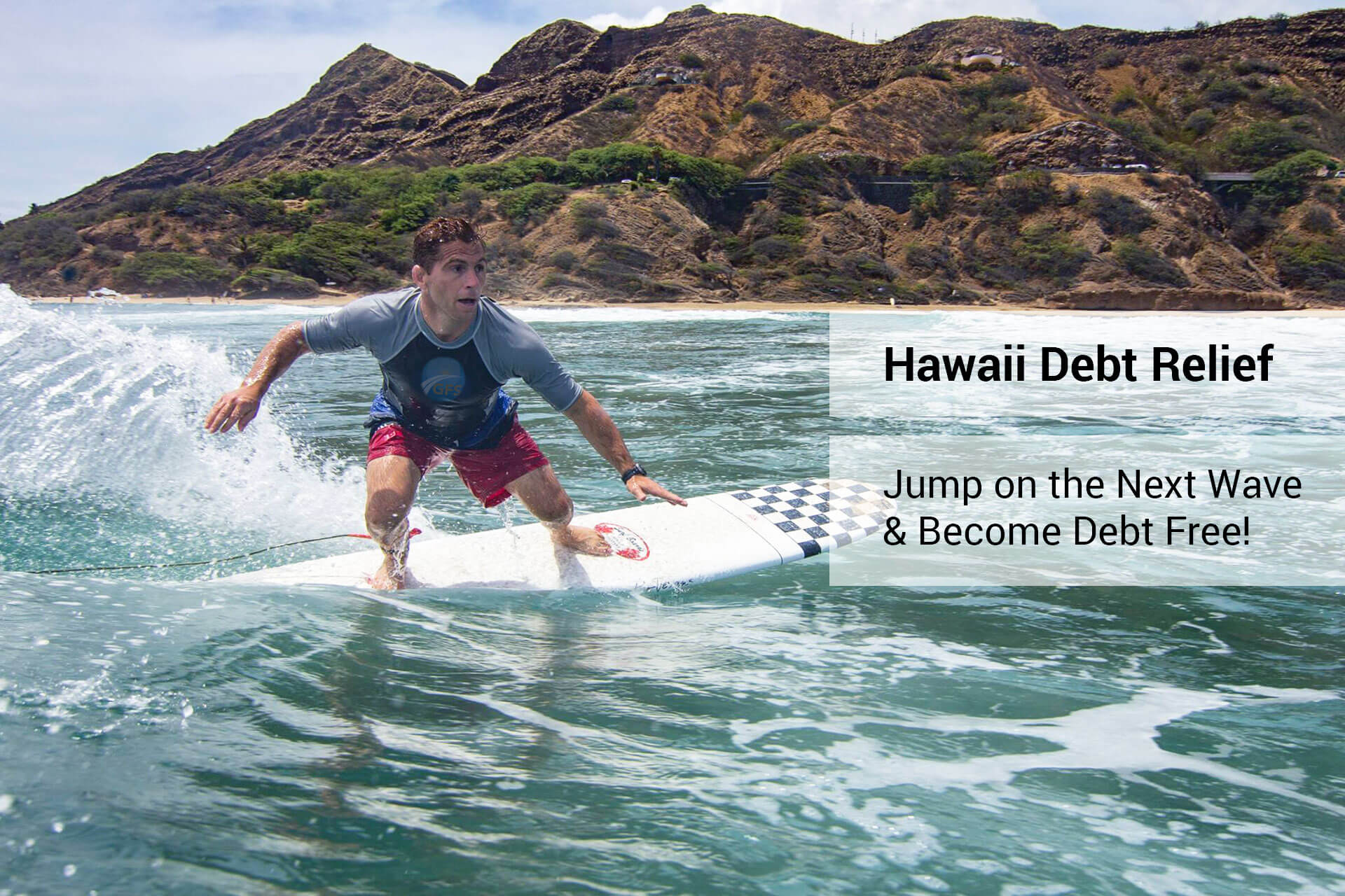 Best Hawaii debt relief, settlement and consolidaiton