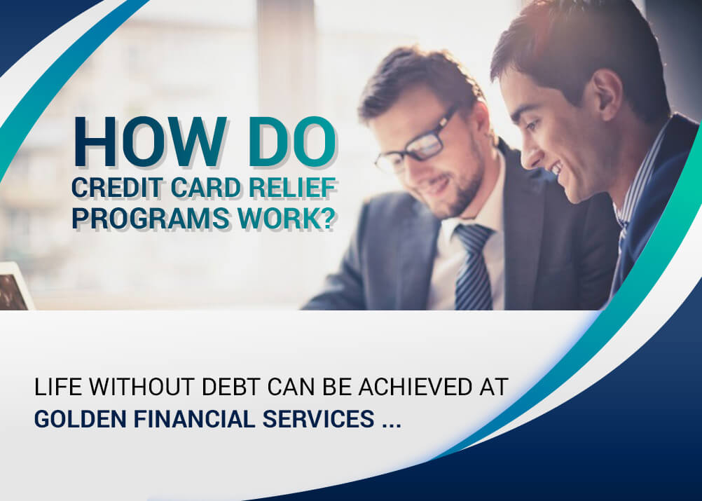 Learn about Colorado's best credit card debt relief, settlement and credit card consolidation programs work.