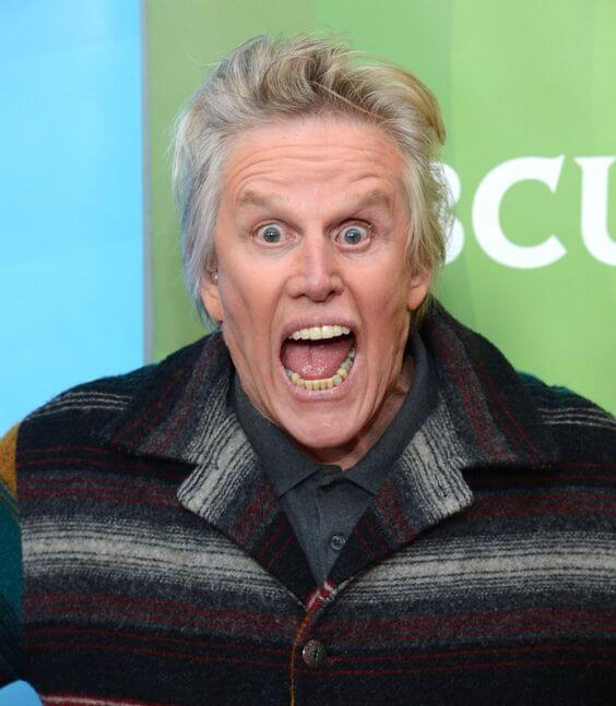 Gary Busey makes the list of broke celebrities in 2019