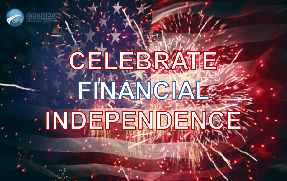 Independence Day, Independence Day savings, 4th of July, financial freedom, financial independence