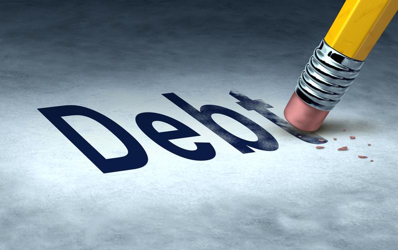 debt relief, erasing debt, debt relief tips