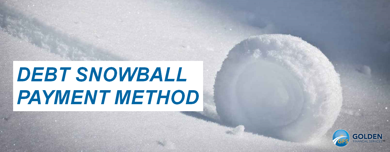 debt snowball payment method, snowball payment method, credit card debt relief, credit card debt snowball payment