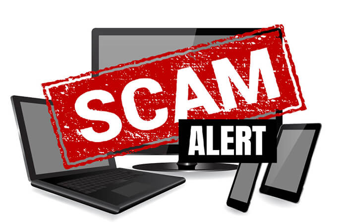 Scam Alert Golden Financial loans