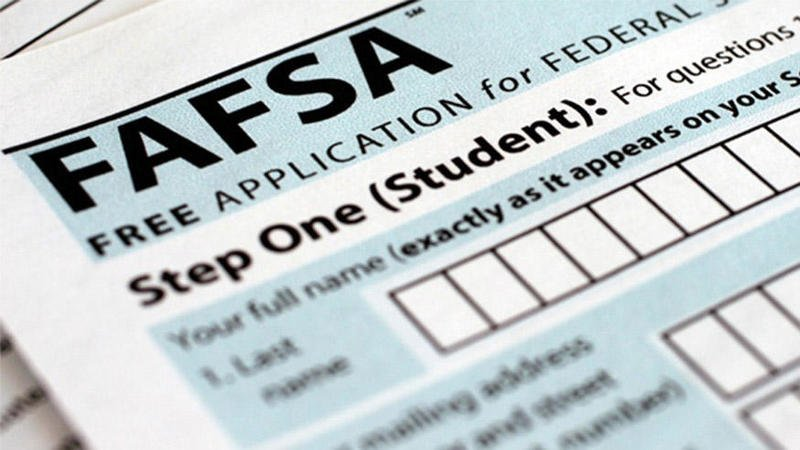 FAFSA Application Paperwork