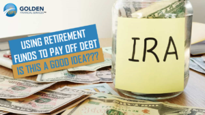 Using IRA Funds to Pay Off Credit Card, Mortgage, Student Loan Debt