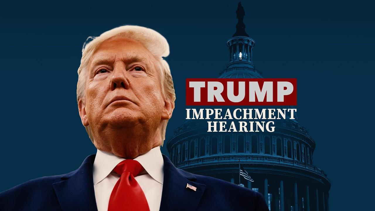 Trump Impeachment Ticker