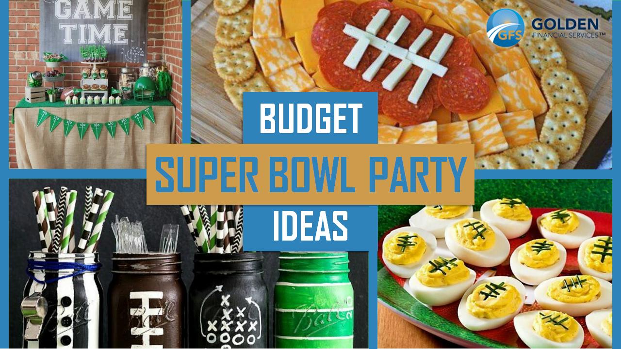 DIY Super Bowl Ideas