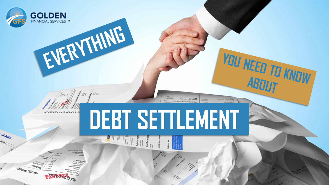 Debt settlement qualifications
