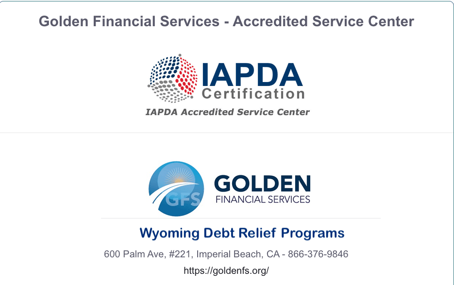 accredited wyoming debt counselors