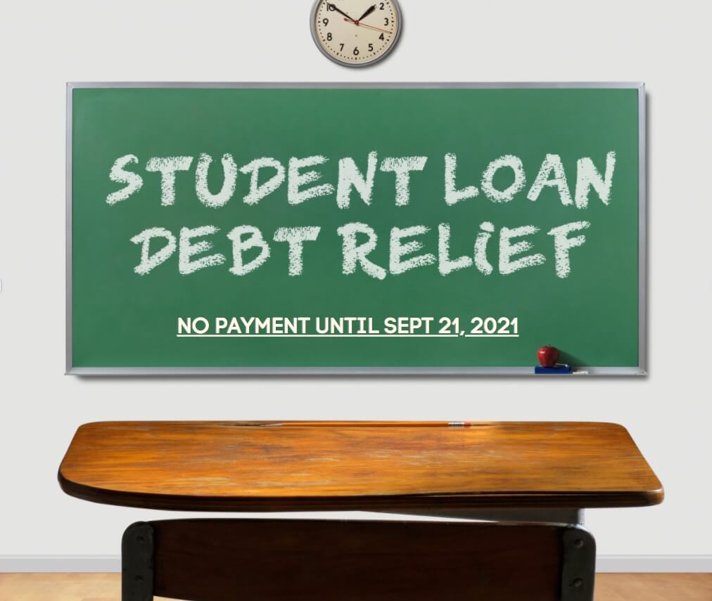 federal student loan relief 2021